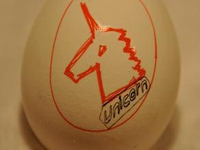 Unicorn Logo - Hand-sketch Variant