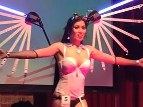 Cyberpunk Mechnical Wings