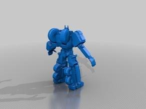 [TF:WFC] Optimus Prime Robot Mode