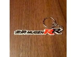 Mugen Honda RR Keyring / Bag Charm