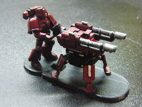Tarantula for Space Crusade (Starquest)