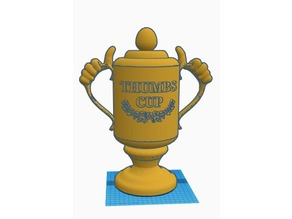 Thumbs Cup Trophy