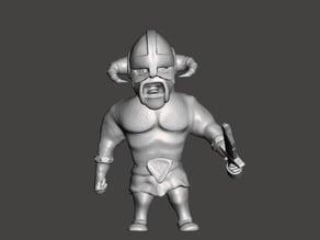 Clash Royale Elite Barbarian