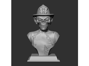 Zombie Firefighter