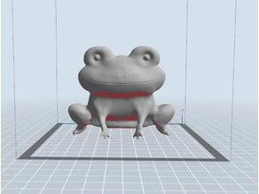 Frog Basic