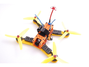 FPV Drone Racing Frame