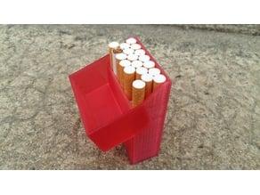 Boîte 20 cigarettes