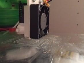 Fan Adaptator for smartrap X-end