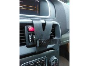 Volvo V40 (2012-) phone holder