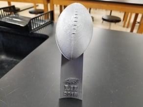 Eagles Super Bowl Trophy