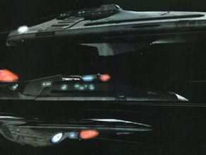 The USS Prometheus (NX-59650)