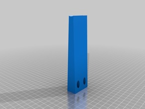 Span Support Generator for MPCNC rails143mm