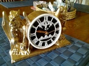 Gargoyle Clock