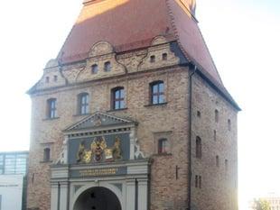 Steintor in Rostock, Germany