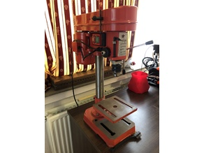Cheap Drill Press Components