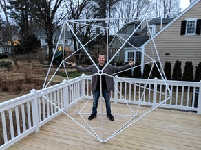 8ft Icosahedron