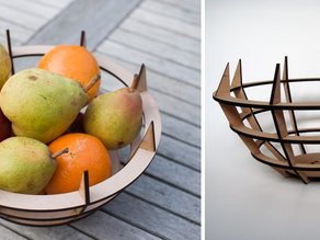 Arachnid Fruit Bowl