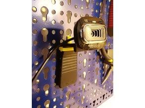 Metal Pegboard tools holders