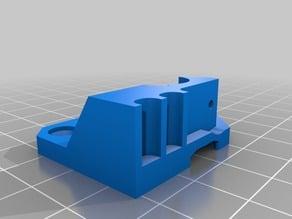 Drive block Base - Left Print Head