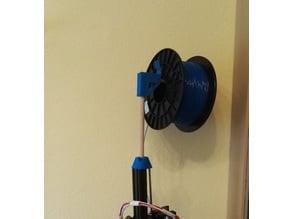TronXY X1 Spool Holder (fast to print) with Z-Axis Rod stabilzer