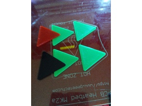 Fender style triangle guitar pick