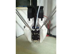He3D K200 double cooling fan update
