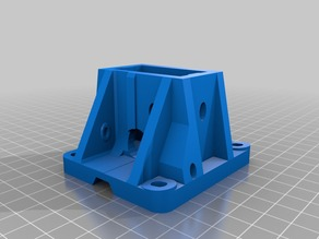Z Axis on V-Slot with 4 threaded rods
