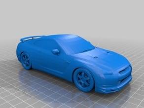Nissan GTR 2010