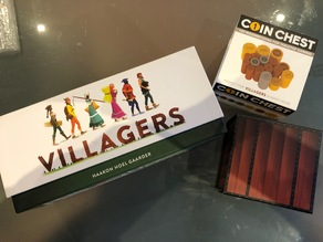 Villagers Coin Chest insert