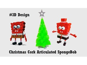 Cork SpongeBob SquarePants