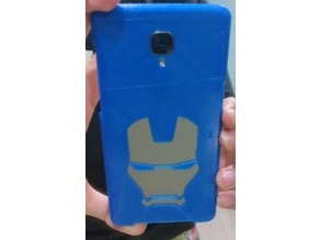 OnePlus 3 case iron man