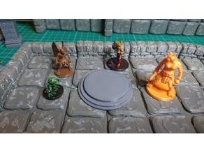 D&D Scenery: Dais / Pedestal / Platform