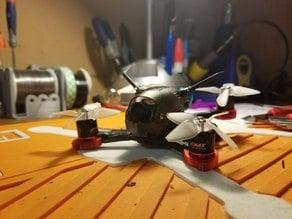"Emax Babyhawk R 2"" arm guard motor soft mount"