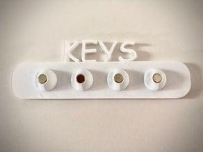 Magnetic Key ring