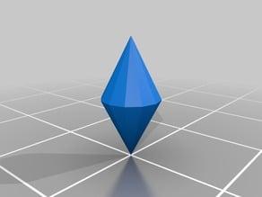 Dihexagonal Dipyramid