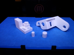 MakerBot 2 & 2X new improved corner tool holder