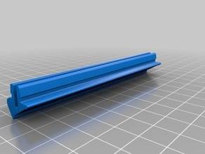 2020 10mm LED strip holder