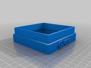 3Dponics - Herb Garden - Container connector