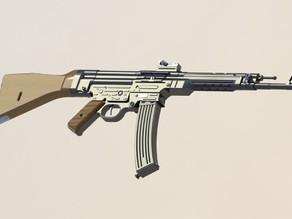 Sturmgewehr 44 - STG44