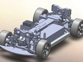RC Rally Chassis: MF-01RA