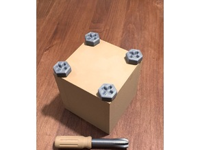 Children's Gift Box with Screw Top
