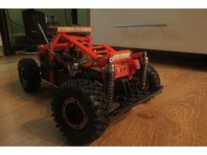 Advanced Mod Kit for 1/10 RC Vehicles