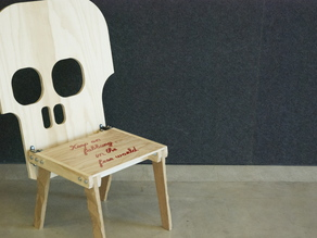Exquisite Corpse Chair 01