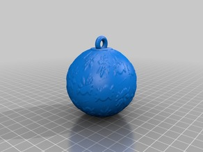 Lets Try Customized Holiday Ornament - Customizer