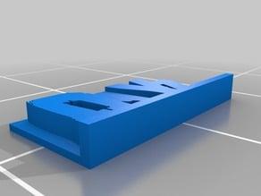 DAYZ Logo in 3D