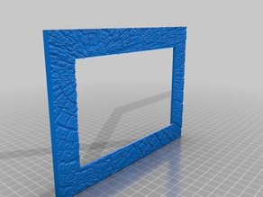 4 x 6 Picture Frame - Wood Grain