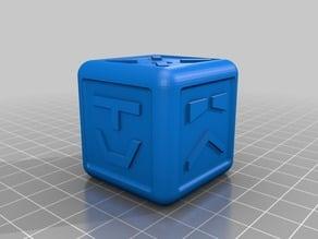 Terrahawks Cube