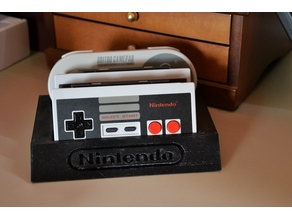 Nintendo NES-SNES Controllers Stand