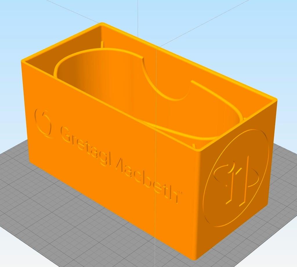 Xrite Gretag Macbeth Protector Box Utilities by diettelo