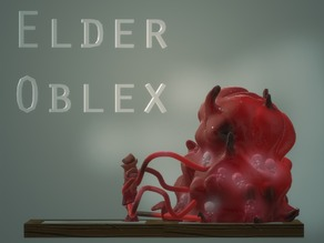 Elder Oblex by Hyena Lobster